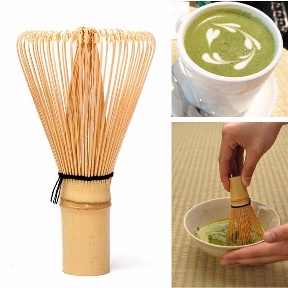 Retro Handmade Bamboo Tea Scoop Matcha Spoon Sticks Tools Powder Spoon