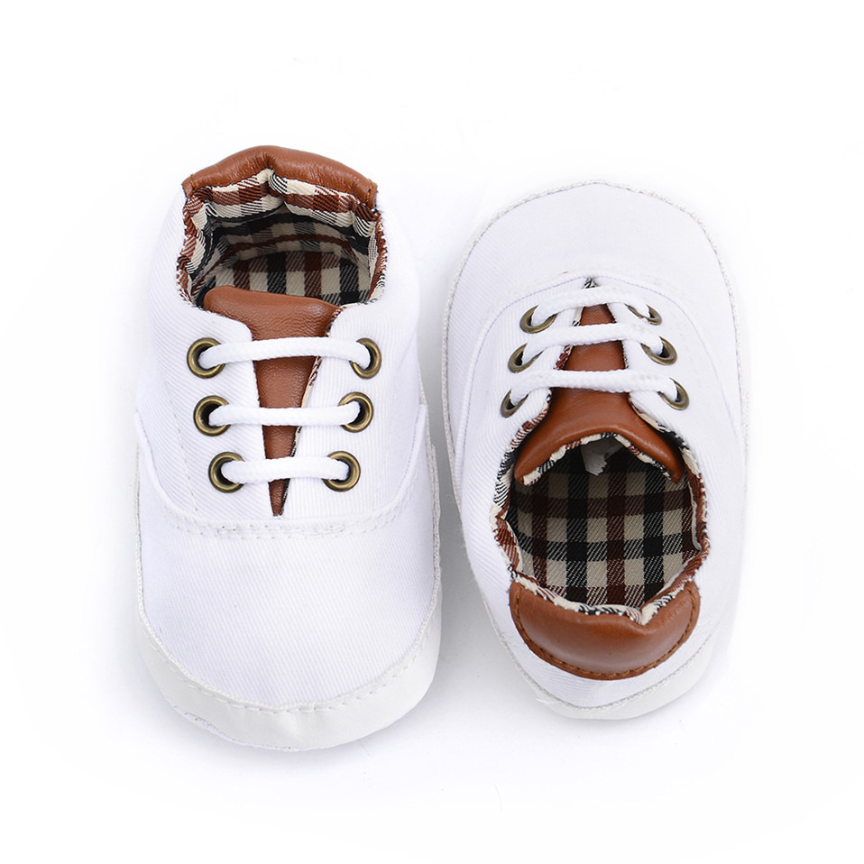 Baby Shoes First Walkers 2020 Toddler Infants Shoes bebek ayakkabi Baby Boys Shoes Soft Sole Anti-Slip Canvas Sneaker