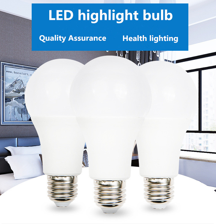 LED E26 LED lamp E27 LED bulb AC 220V 230V 240V 18W 15W 12W 9W 7W 5W Lampada LED Spotlight Table lamp Lamps light