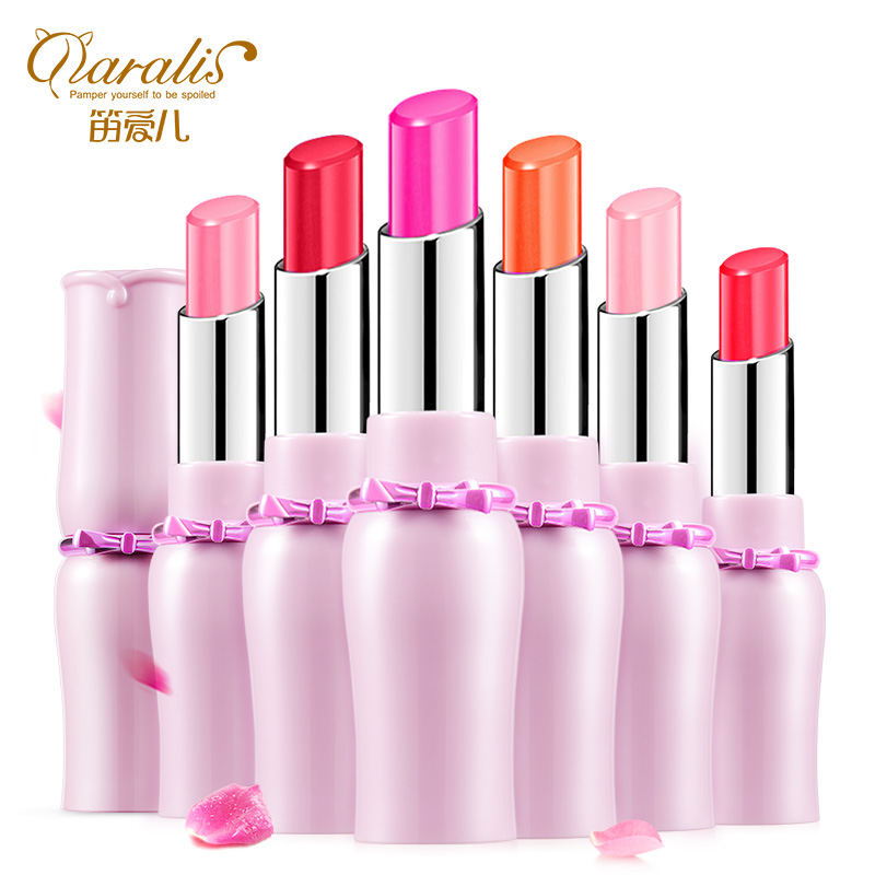 DARALIS 2016 Jelly Nutritious Lipstick Non Marking Waterproof Lip Balm Long Lasting Moisturizing Water Resistant Lipstick