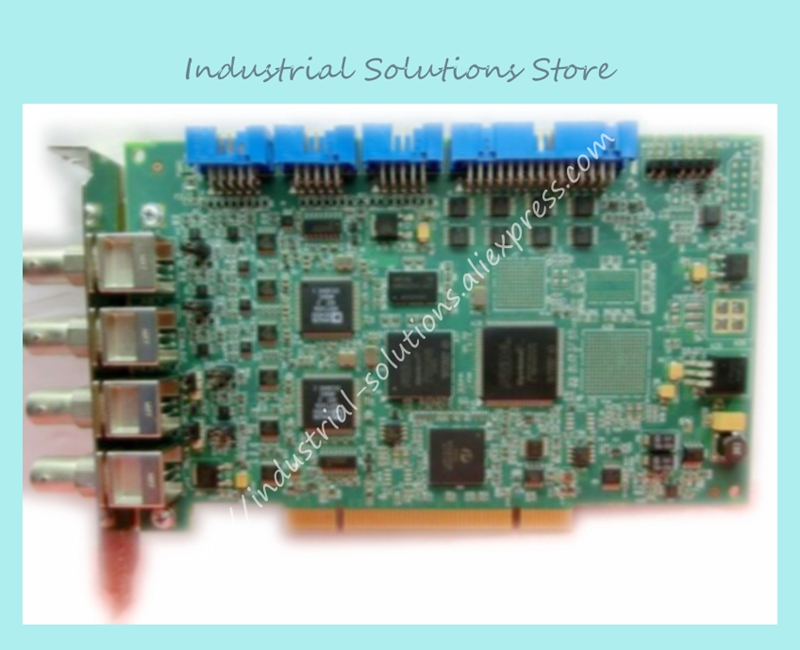 Industrial motherboard MOR/2VD/J2K Video Card Morphis Y7142-03 video capture card  100% tested perfect quality industrial floor picmg1 0 13 slot pca 6113p4r 0c2e 610 computer case 100% tested perfect quality