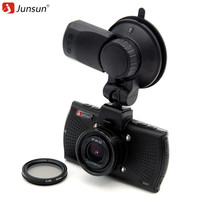 Junsun A7810 Car DVR Camera GPS Full HD 60Fps 1080P Video Recorder Registrar A7LA70 Dash Cam