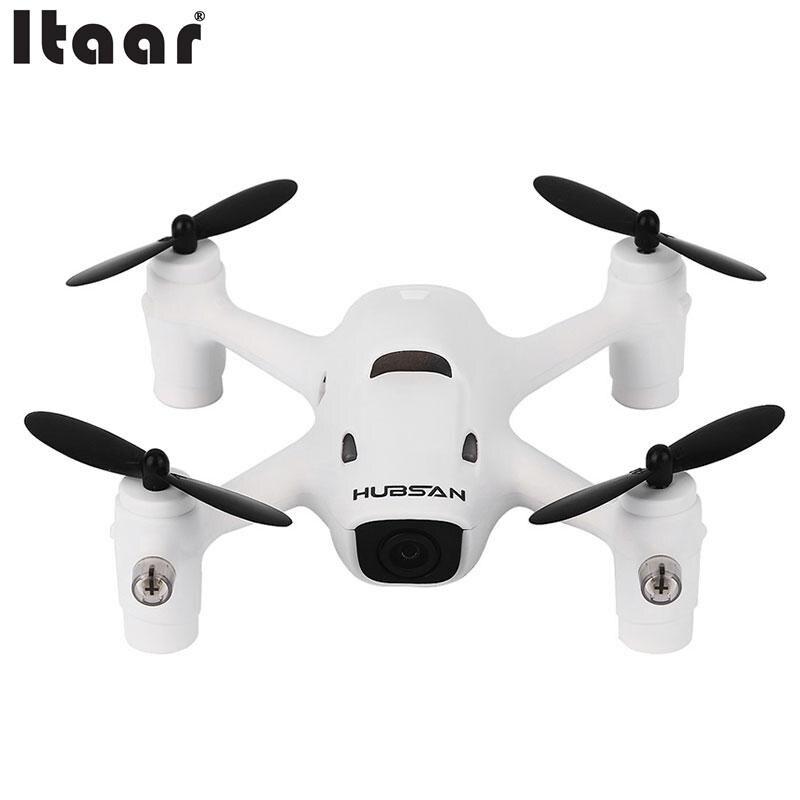 ФОТО Hubsan H107C+ Mini 2.4Ghz 6-Axis Gyro RC Quadcopter Camera Drone White
