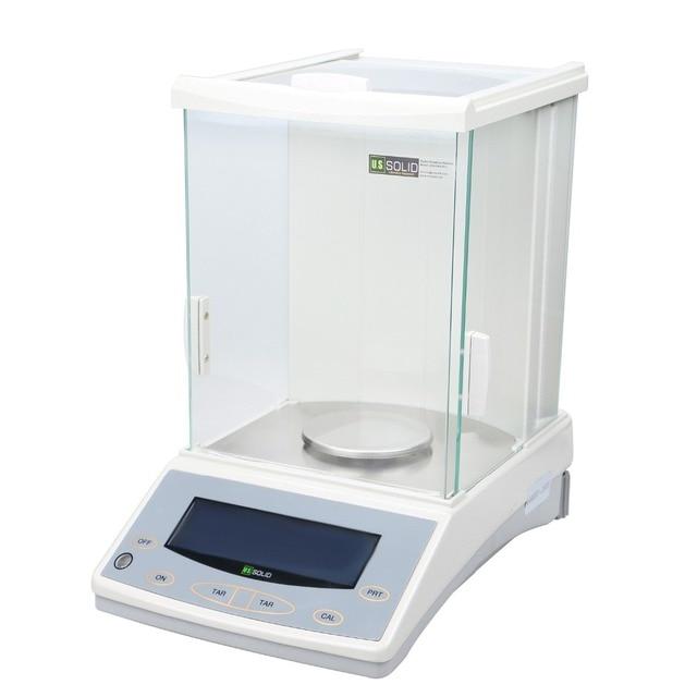 As Solid 200x0001g 1 Mg Magnetik Laboratorium Timbangan Analitik