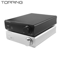 TOPPING PA3 Mini Professional Speaker High-Power Digital Audio Amplifier 80W*2 Desktop HiFi Digital Amplifier TP22 Upgrade цена