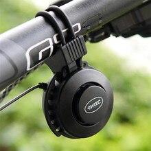 TWOOC велосипедный зарядный звонок 2019 обновленная версия водонепроницаемый USD зарядный звонок Горная дорога велосипед звонок на велосипед аксессуары 5