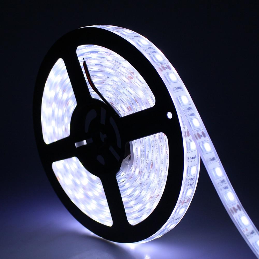 Waterproof 5050 Tape Light: Aliexpress.com : Buy Tanbaby IP67 Waterproof Led Strip