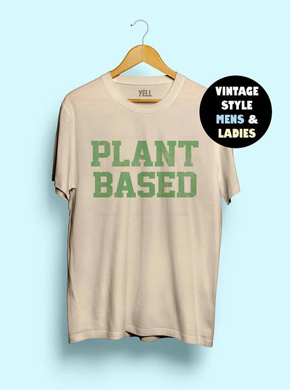 Hillbilly Vegan Shirt Plant Based T-shirt Tee For Women Men Ladies Vintage Gifts For Vegetarian Clothing Foodie Tumblr Cute Tops