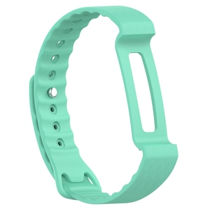 Image 5 - Ollivan Colorful Soft Silicone Replacement Bracelet Band Wrist Strap For Huawei Honor Band A2 Straps Color Band A2 Accessories