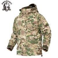 G8 тактические мужские камуфляж Водонепроницаемый ветрозащитная куртка куртки для кемпинга Пеший Туризм охоты Бесплатная доставка