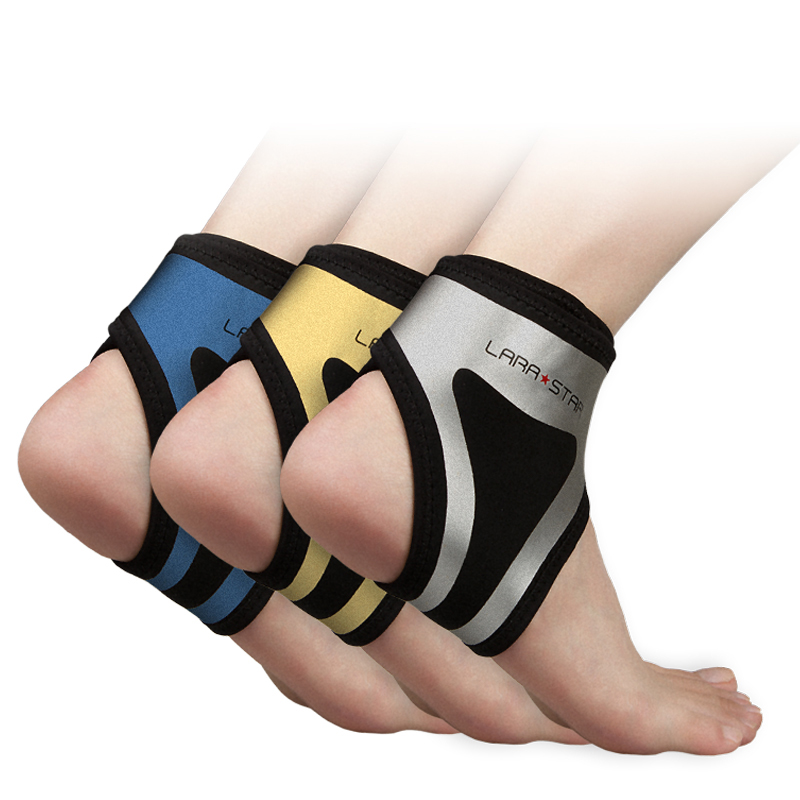 Aptidão Cinta Ankle Brace Suporte Proteção Ginásio Correr Desporto Apoio Pé Guarda Proteção Bandagem Elástica Envoltório