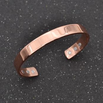 Healing Magnetic Bio Copper Bracelet9