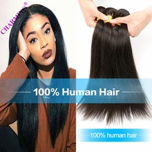 Charming Unprocessed Virgin Hair Brazilian Straight Hair 5 Bundles Human Hair Extensions Cheap Hair Bundles Silky Straight