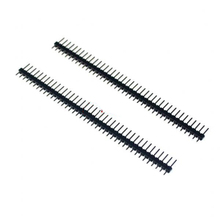 Free Shipping 10pcs 40 Pin 1×40 Single Row Male 2.54 Breakable Pin Header Connector Strip for Arduino