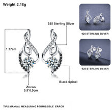 Sterling Silver Vintage Style Stud Earrings for Women