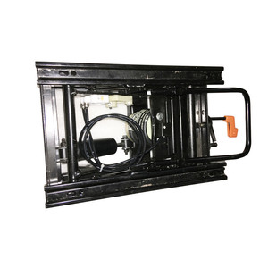 Image 4 - Heavy duty truck luftfederung system sitz teile Pneumatische Suspension kit für Ergonomische Baumaschinen Sitz montieren