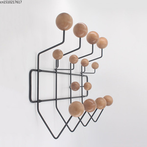 Image 1 - clothes rack key hanger on the wall home organizer over the door home decoration