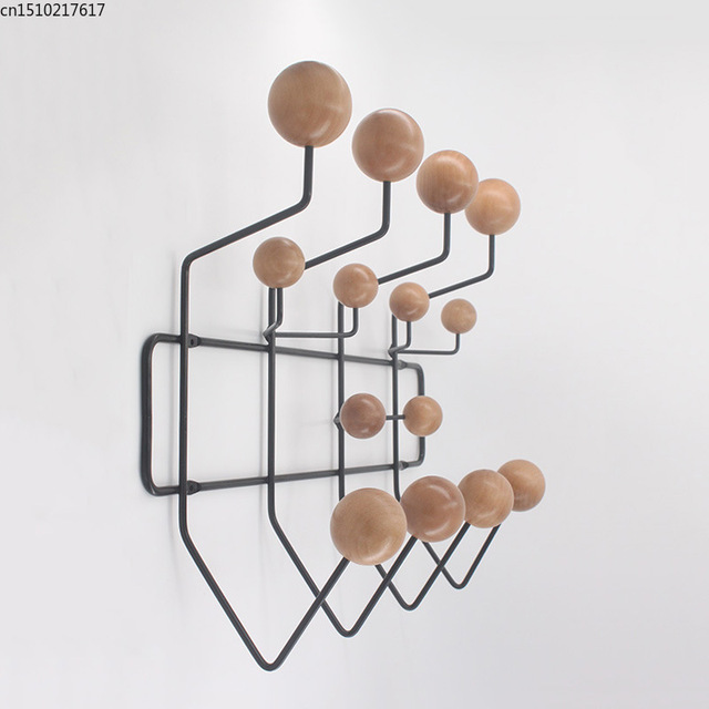 clothes rack key hanger on the wall home organizer over the door home decoration