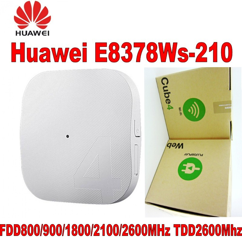 Lot of 100pcs WebCube4 Huawei E8378 4G WiFi Router support band3, band7 and band 38