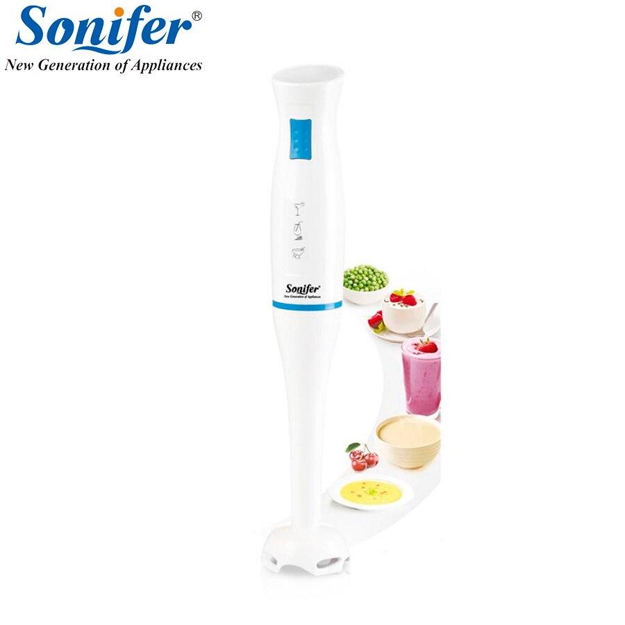 Original 220V Electric food blender mixer kitchen detachable hand blender egg beater vegetable stand blend No cup Sonifer