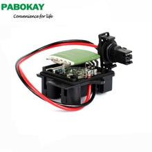 Free shipping 7701206104 Ac Blower Motor Resistor Heater Blower Resistor Fan regulator For Renault Clio II Kangoo 515136 цена