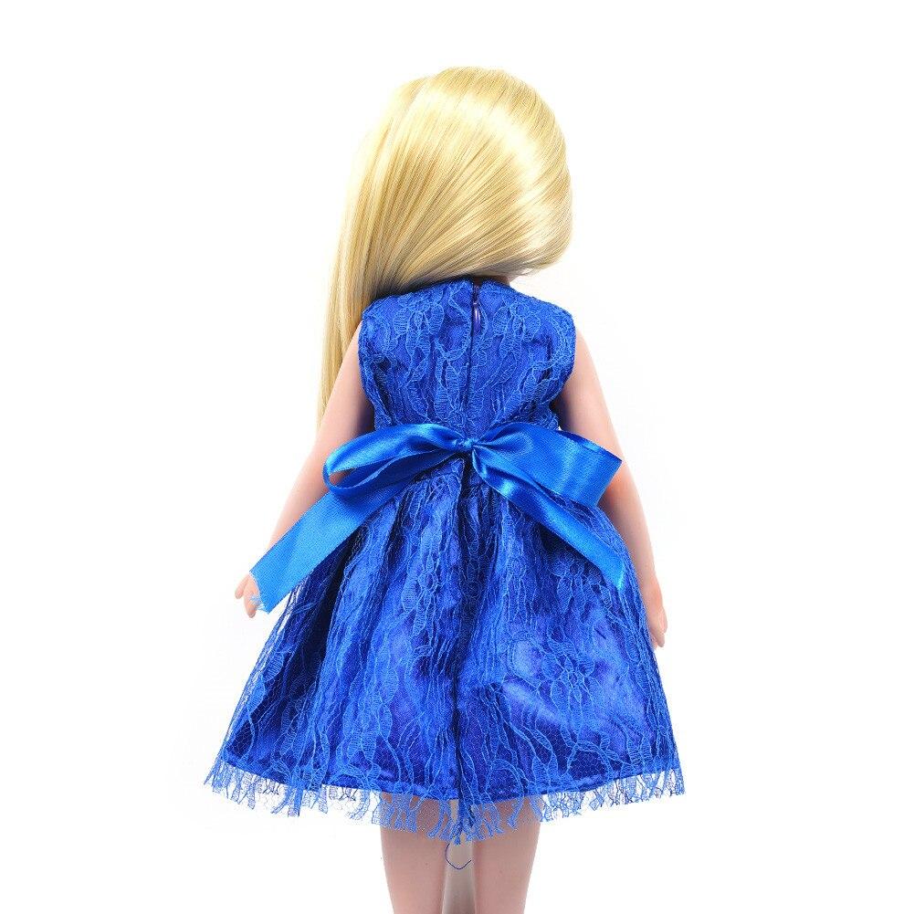82a8083c623b5 Dongzhur inch girl doll fashion handmade cute blue clothes dress jpg  1001x1001 Cute blue clothes
