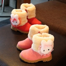 Warm boots autumn and winter boots children's snow boots in