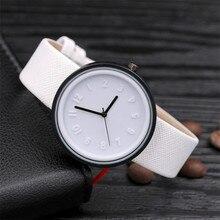 Candy color Unisex Simple Number watches women japanese fashion luxury watch Quartz Canvas Belt Wrist Watch girls gift
