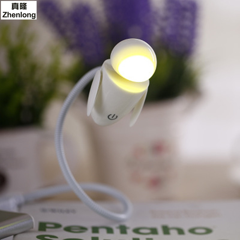 Light Perception Control Night Light Mini Machine Doll USB Novelty Square Bedroom Lights for Baby Gifts Romantic Colorful Lights