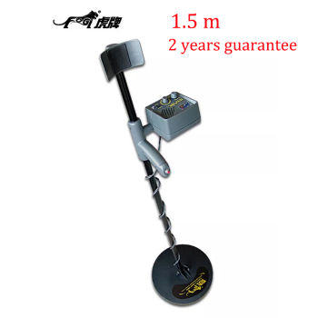 Newest TS150 Underground Metal Detector Treasure Hunter 1.5m Metal Detector High Precision Pinpionter Waterproof Gold Detector
