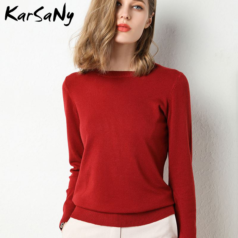 Yellow Cashmere Sweater For Women Sweaters Female Pink Wool Winter Woman Sweater Knitting Pullovers Knitted Sweaters Jumper 2020 8