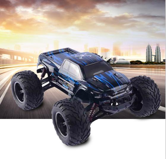 Новое поступление RC автомобилей 9115 2.4 г 1:12 1/12 Весы автомобиля сверхзвуковой Monster Truck Внедорожник Багги электронные игрушки