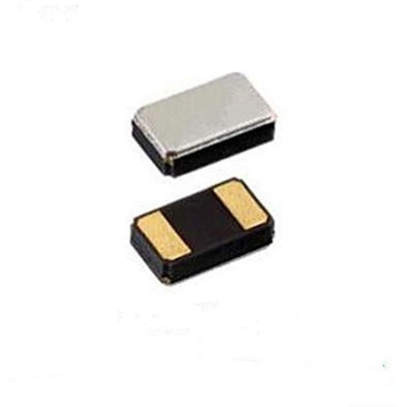 10pcs 1610 32.768KHZ Chip Passive Quartz Crystal Oscillator FC1610AN 32.768K 1.6*1.0 Resonator