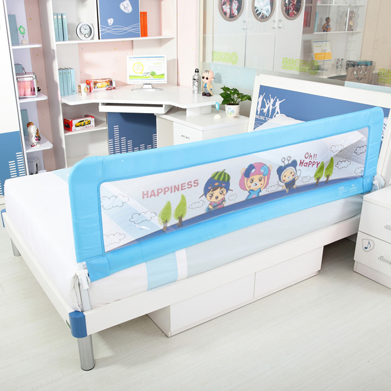 Baby Fence Guard Baby Sleep Safety Fencing For Children Cartoon Child Infant Bed Guardrail Gate Baby Safety Fence Products dog fence wireless containment system pet wire free fencing kd661