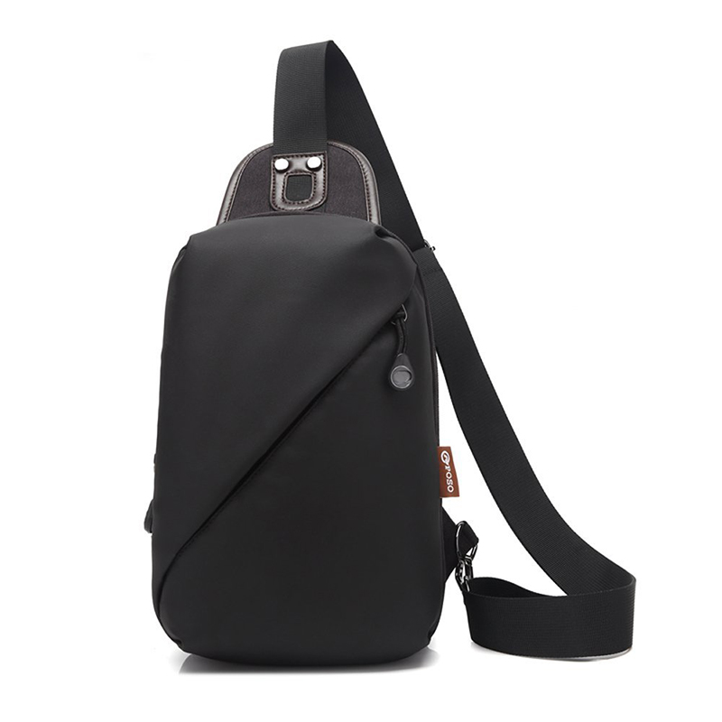 CoolBell New Arrival Crossbody Bag Water resistant Men Messenger Chest Bag Fashion Women Shoulder Bag Nylon Casual Day pack