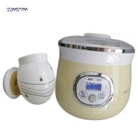 SNJ 530 Electric Automatic Yogurt Maker with Healthy Porcelain Liner High Quanlity Yogurt Machine Acidophilus Rice Wine Natto