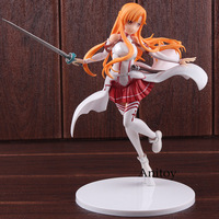 Action Figure Sword Art Online Ordinal Scale Asuna 1/7 Scale Complete Figure PVC Collectible Model Toy