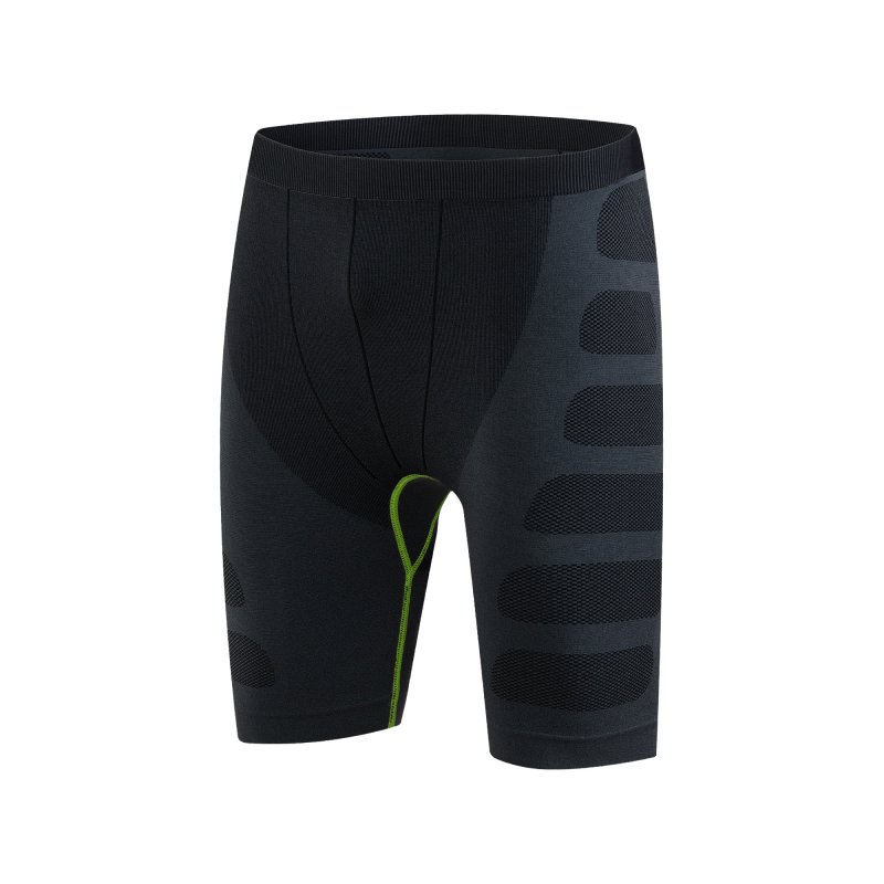 Mens Quick Dry Thermal Layer Base Compression Body Shorts Casual Under Skinny Boys