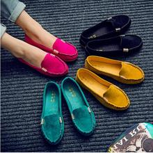 Woman Flats 2019 Pointed Toe Slip on Shoes Woman Ballet Flats PU Leather Loafers Boat Shoes Weave Ladies Shoes Zapatos Mujer suojialun 2019 spring women flats pointed toe slip on ballet flat shoes shallow boat shoes woman loafer ladies shoes zapatos