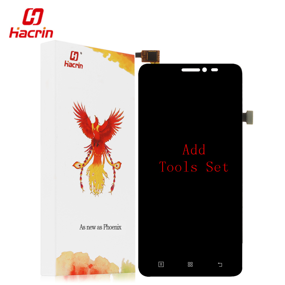 LENOVO S850 LCD Display Touch Screen 100 Original New Glass Panel Digitizer Assembly Replacement Repair Free