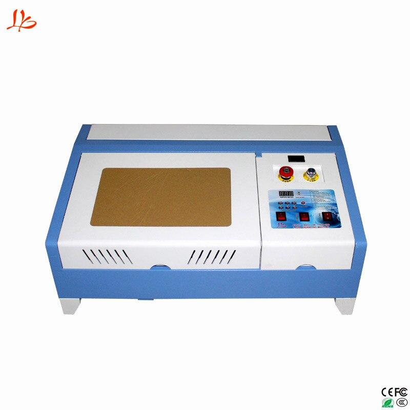 Bureau numérique CO2 Laser Gravure 3020 40 w