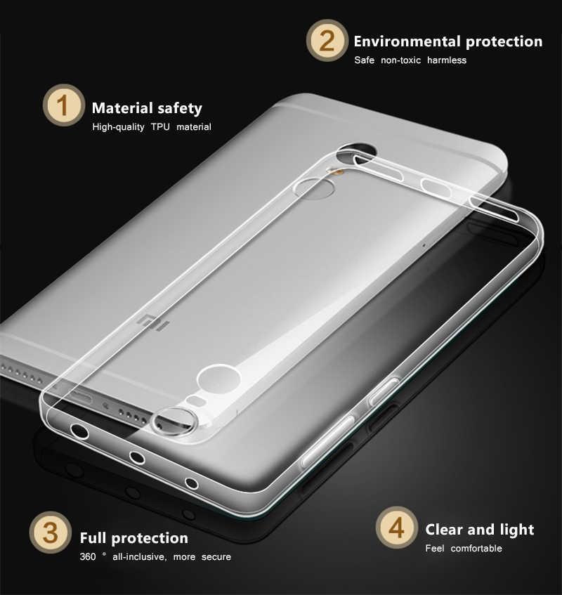 ソフト Tpu クリア Xiaomi Pocophone F1 Mi8 A1 A2 5X 6X Redmi 7 注 7 6 プロ 6A 5 プラス注 5 プロ 4X 抗スクラッチケース