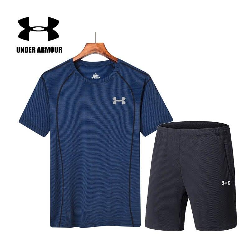 Под Броня мужская Спортивная Футболка дышащая одежда camiset