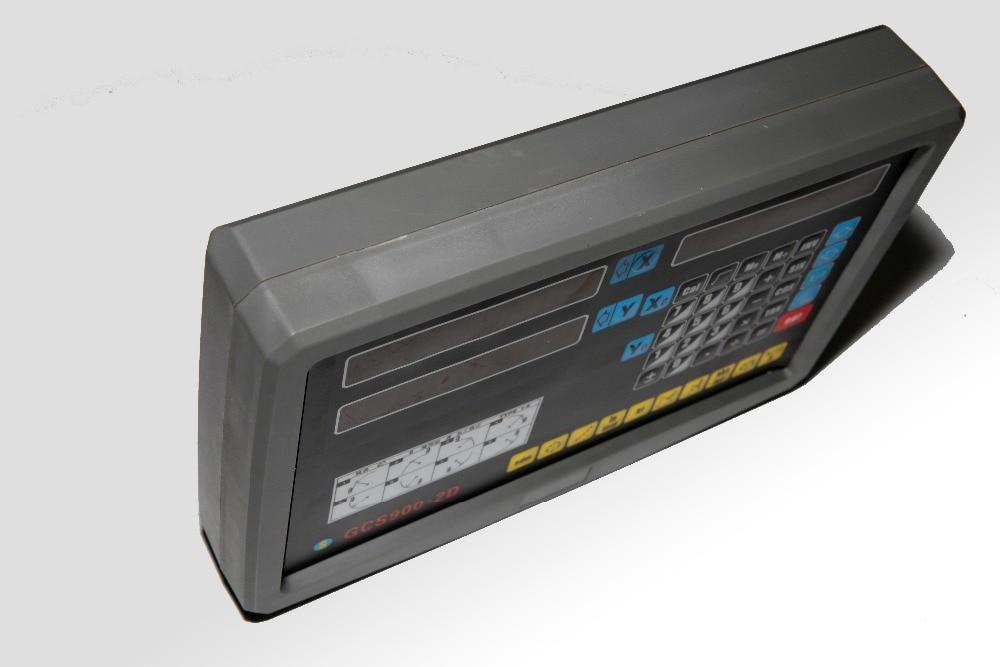 Kompletny zestaw High Precision tokarka mium 1um 2-osiowy system DRO - Przyrządy pomiarowe - Zdjęcie 3