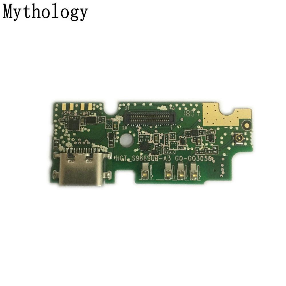 Mythology For Ulefone Power 3 3S USB Board Flex Cable Dock Connector Microphone 5.5 Inch Mobile Phone Charger Circuits