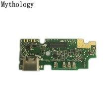 神話 Ulefone 電源 3 3S USB ボードフレックスケーブル Dock コネクタマイク 6.0 インチ携帯電話充電器回路