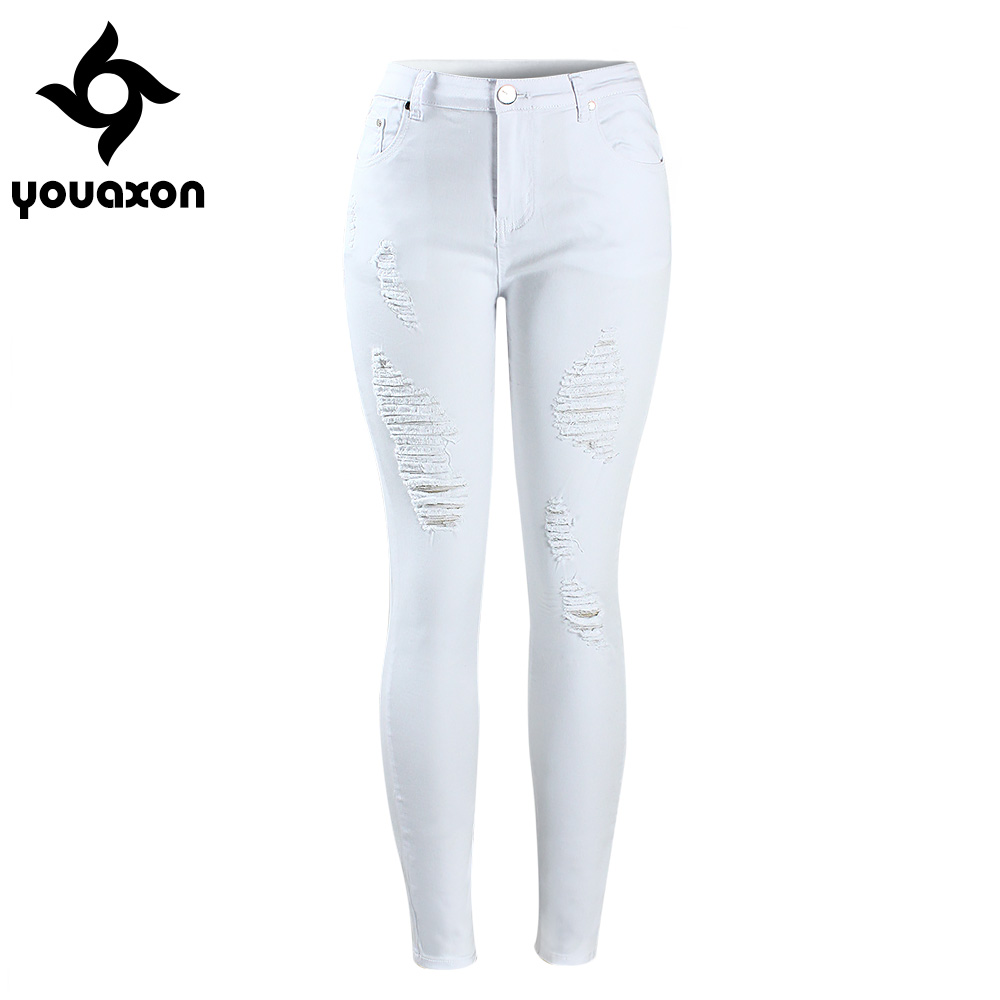 Online Get Cheap Skinny Jeans Ripped -Aliexpress.com   Alibaba Group