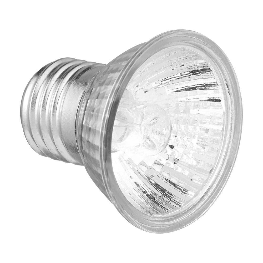 1 Stück Heizung Lampe Reptil Wärme Glühbirne Für Reptil Haustier Grübler Volle Spektrum Sunlamps Aalen Pet E27 Uva + Uvb 25 Watt/50 Watt/75 Watt Auf Dem Internationalen Markt Hohes Ansehen GenießEn