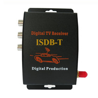 140 190KM/H ISDB T 1 seg Digital TV receiver box Car tuner TV Receiver For Brazil,Chile,Peru,Argentina,Philippines,Sri Lanka