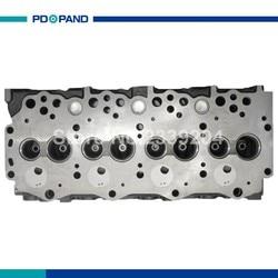 Wysokiej jakości silnik część silnika J2 głowicy cylindrów OK65A 10 100 0K65A10100 OK65A10100 dla KIA Besta pudełko K2700 SD PREGIO 2.7 D cylinder head engine headengine cylinder head -